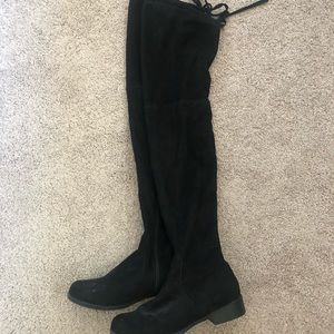 Above the knee boots size 6.5